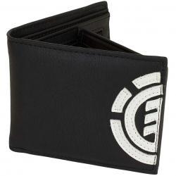 Element Geldbörse Daily flint schwarz