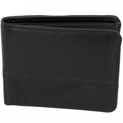 Iriedaily Wallet Mashed schwarz