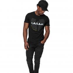 Mister Tee T-Shirt Wu-Wear C.R.E.A.M. schwarz