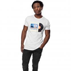 Mister Tee T-Shirt Wu-Wear ID Card weiß