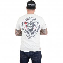Yakuza Premium T-Shirt 2105 weiß
