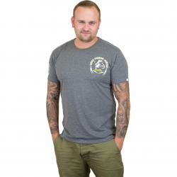 Yakuza Premium T-Shirt 2116 grau