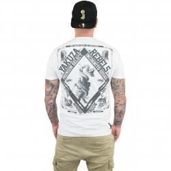 Yakuza Premium T-Shirt 2412 weiß