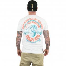 Yakuza Premium T-Shirt 2416 weiß