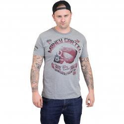 Yakuza Premium T-Shirt 2508 grau