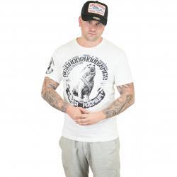 Yakuza Premium T-Shirt 2509 weiß