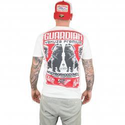 Yakuza Premium T-Shirt 2514 weiß