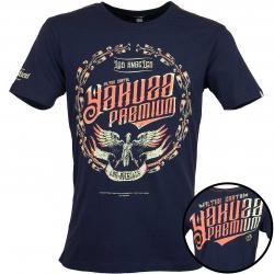 Yakuza Premium T-Shirt 2604 dunkelblau