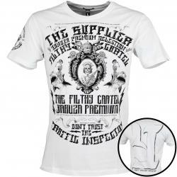 Yakuza Premium T-Shirt 2605 weiß