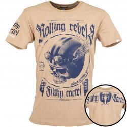 Yakuza Premium T-Shirt 2607 sand