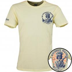 Yakuza Premium T-Shirt 2610 hellgelb