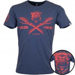 Yakuza Premium T-Shirt 2618 dunkelblau