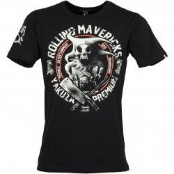 Yakuza Premium T-Shirt 2718 schwarz