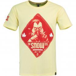 Yakuza Premium Herren T-Shirt 2902 gelb