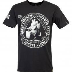 Yakuza Premium Herren T-Shirt 2907 schwarz