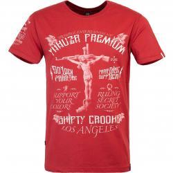Yakuza Premium Herren T-Shirt 2909 rot