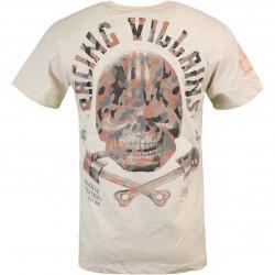 Yakuza Premium Herren T-Shirt 2910 beige