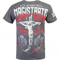 Yakuza Premium Herren T-Shirt 2918 grau