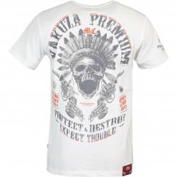 Yakuza Premium Herren T-Shirt 3003 weiß