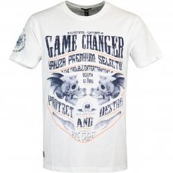 Yakuza Premium Herren T-Shirt 3004 weiß