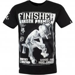 Yakuza Premium T-Shirt 3006 schwarz
