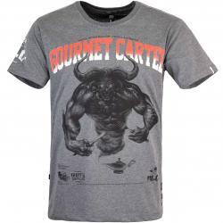 Yakuza Premium T-Shirt 3009 grau
