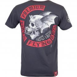 Yakuza Premium Herren T-Shirt 3010 dunkelgrau