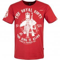 Yakuza Premium Herren T-Shirt 3016 rot