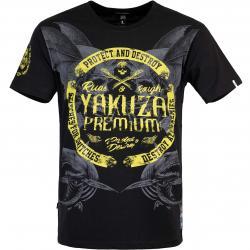 Yakuza Premium Herren T-Shirt 3020 schwarz