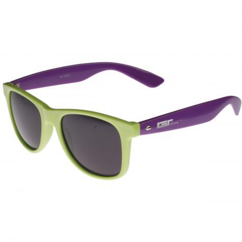 Brille MasterDis GStwo lime/purple