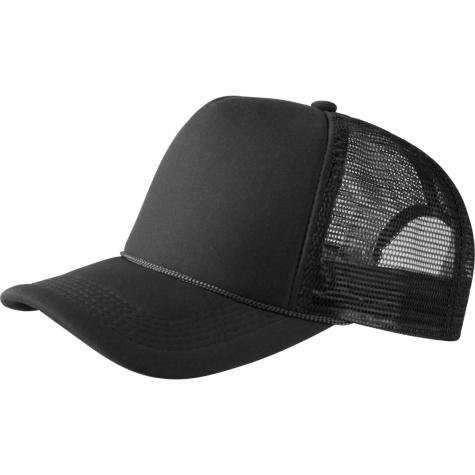 MasterDis Trucker Cap High Profile black