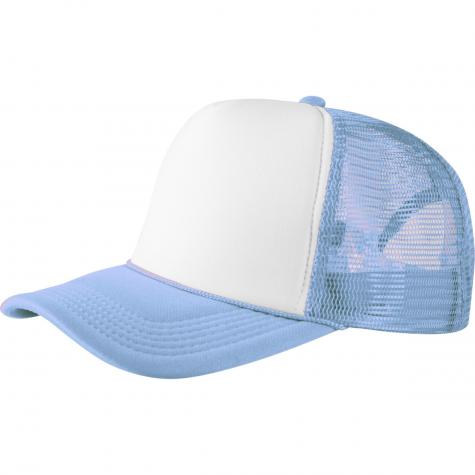 MasterDis Trucker Cap Original skyblue/white
