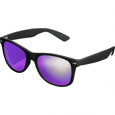 MasterDis Sonnenbrille Likoma Mirror schwarz/violett