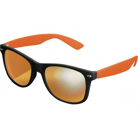 MasterDis Sonnenbrille Likoma Mirror schwarz/orange
