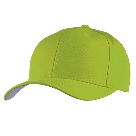 Yupoong Flexfit Basecap lime