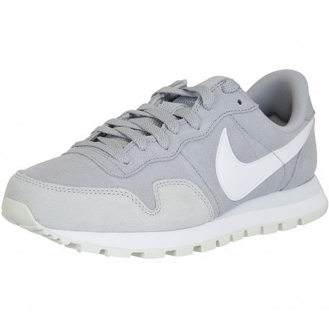nike sneaker air pegasus 83 leather grau wei hier. Black Bedroom Furniture Sets. Home Design Ideas