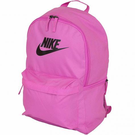 Nike Rucksack Heritage 2.0 pink/schwarz