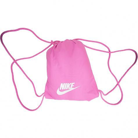 Nike Gym Bag Heritage 2.0 Gym pink/weiß