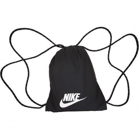 Nike Turnbeutel Heritage 2.0 schwarz
