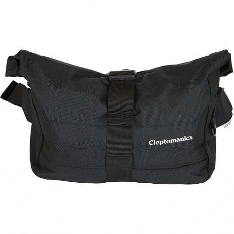 Cleptomanicx Gürteltasche Tap L Hip schwarz
