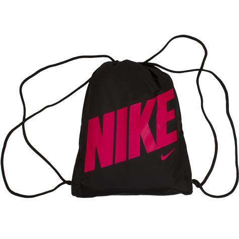 Nike Kinder Gym Bag Kids Graphic Gym schwarz/pink