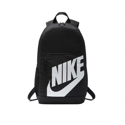 Nike Elemental Kids Rucksack schwarz/weiß