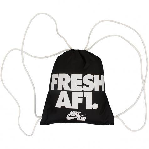 Nike Gym Bag Heritage Fresh AF1 Gym schwarz/weiß