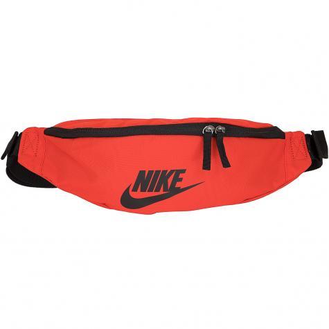 Nike Gürteltasche Heritage Hip rot/schwarz
