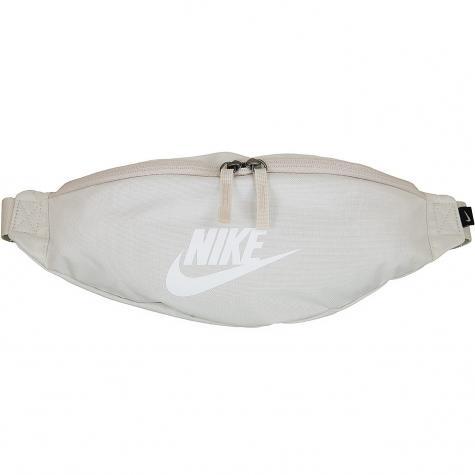 Nike Gürteltasche Heritage sand/weiß