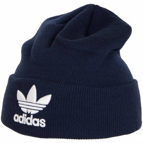 Adidas Originals Beanie Trefoil dunkelblau