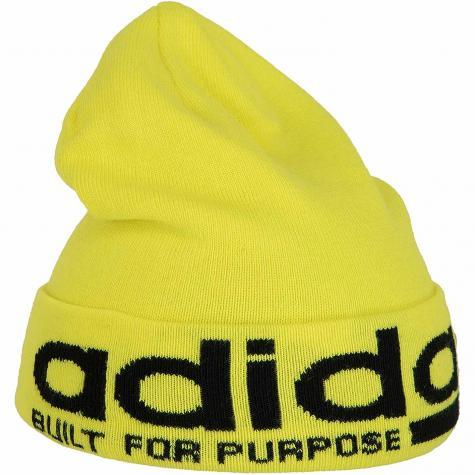 Adidas Originals Beanie gelb/schwarz