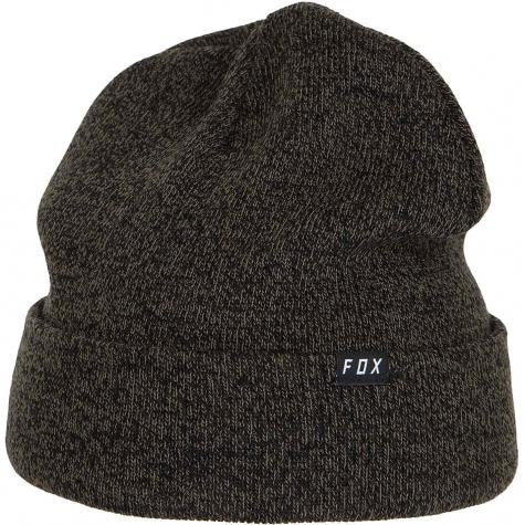 Fox Beanie Machinist braun
