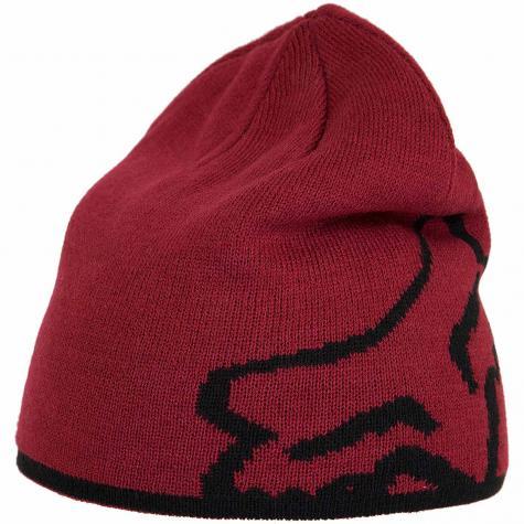 Fox Beanie Streamliner cardinal