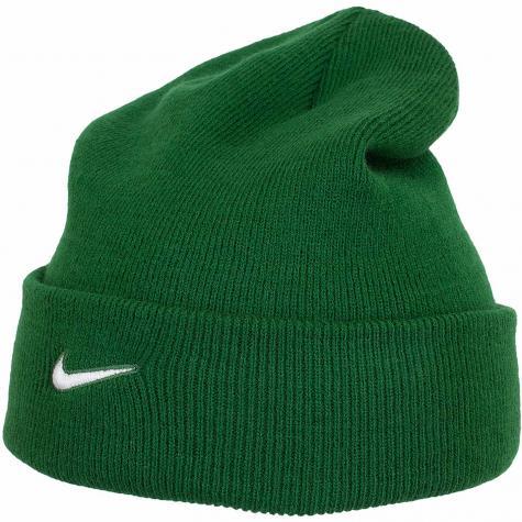 Nike Beanie Sideline grün/weiß